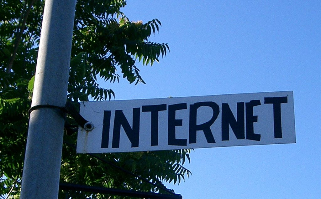 Internet-Sign