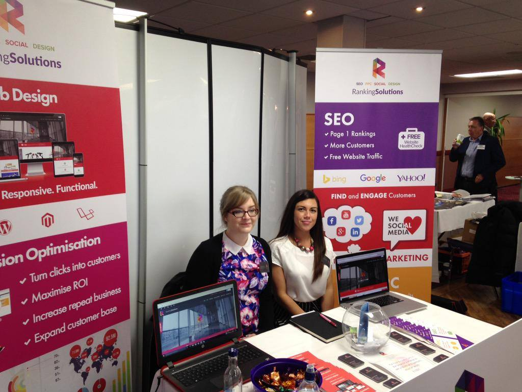 RS Digital impresses again at Expo North West 2015!